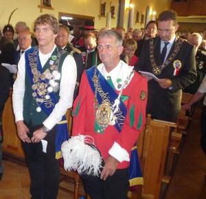 Foto Europees Koning en Jeugkoning 2012